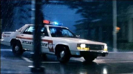 Jack Redlinger Atlanta Police Car