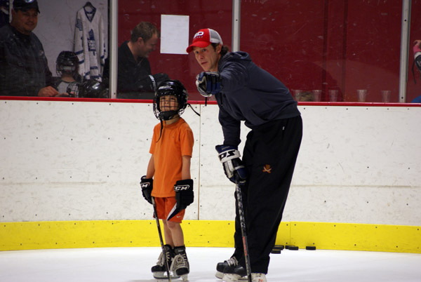 A New View of Todd Warriner's Hockey Station – Chatham ...