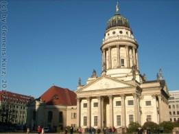Französische Friedrichstadtkirche.