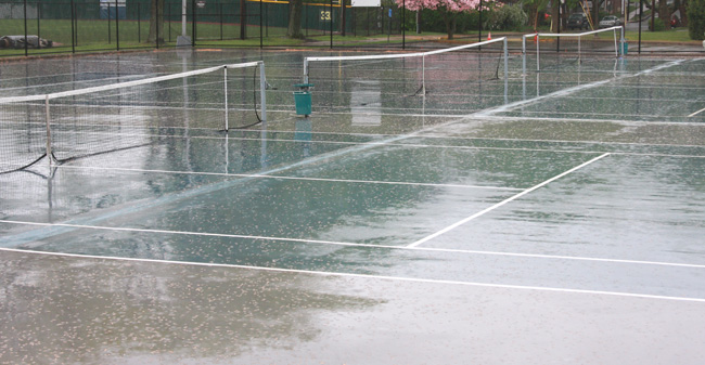 TennisCourtsRain