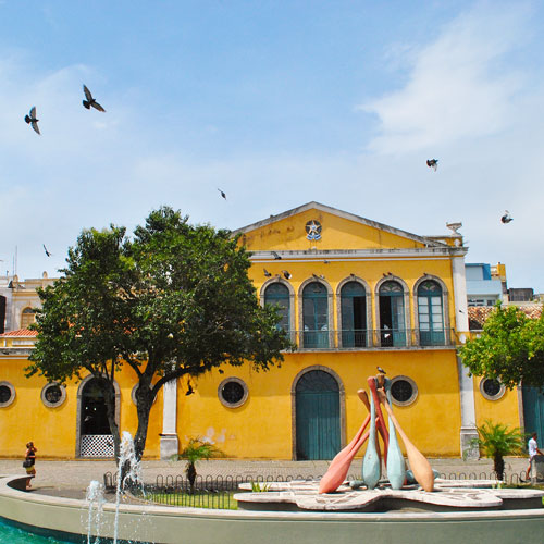 Conheça o Centro Histórico de Florianópolis