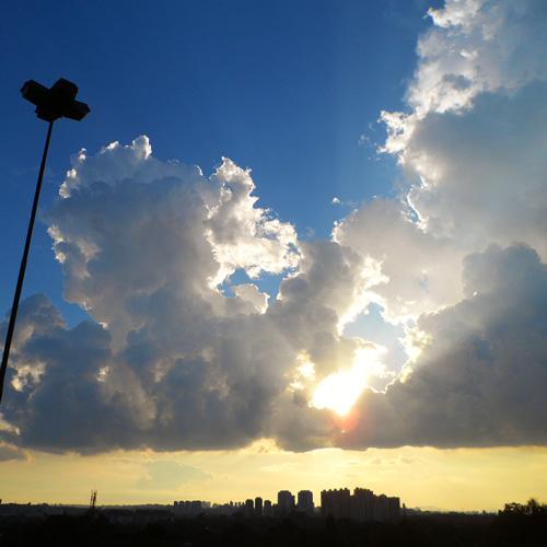 Praça do Pôr do Sol