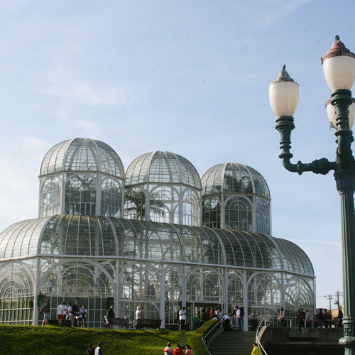Dicas de lugares para conhecer em Curitiba