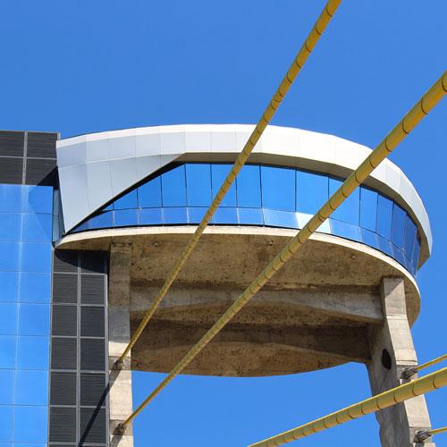 Visita ao Mirante da Ponte Estaiada em Salto