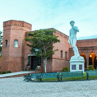 Conheça o Instituto Ricardo Brennand em Recife