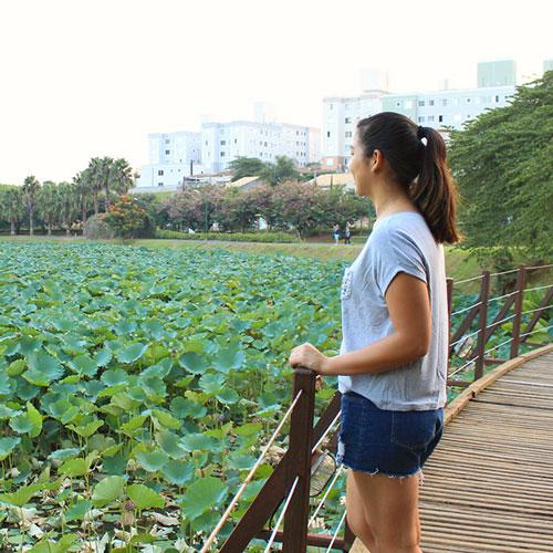 Conheça o Parque das Águas em Campinas