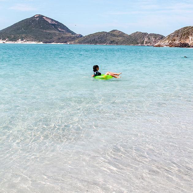 Conheça as principais praias de Arraial do Cabo