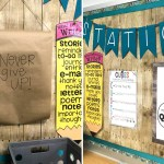 Rustic Themed Classroom Reveal Fun365