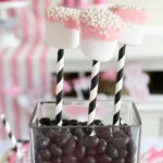 Pink Chocolate Dipped Marshmallow Pops Fun365