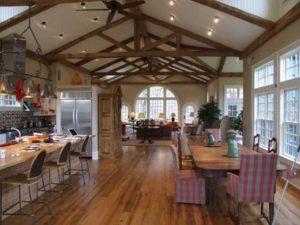 five ways of lighting a barn conversion