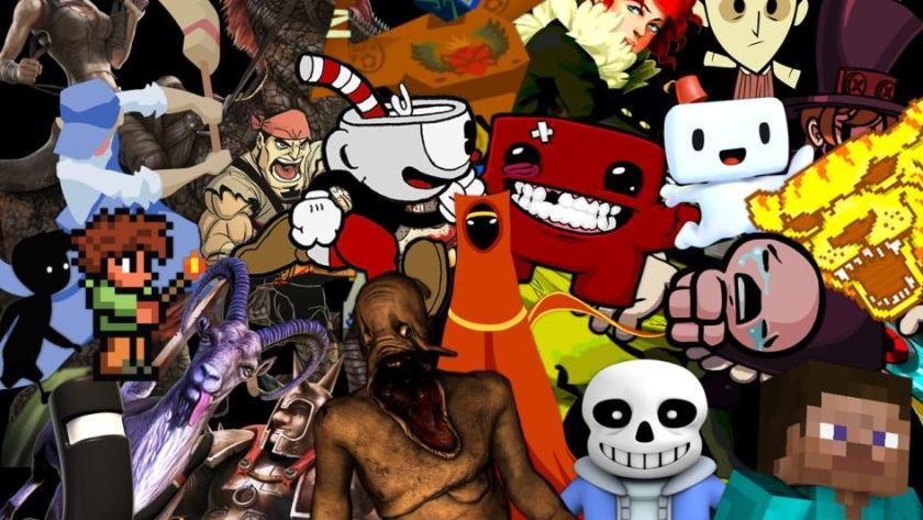 Resultado de imagen de juegos indie