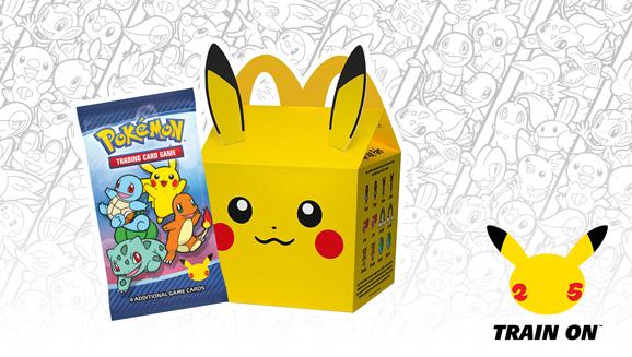 Acaparadores están arruinando la nueva Cajita Feliz temática de Pokémon    LevelUp
