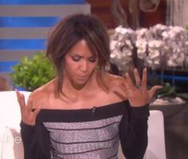 Halle Berry Gets A Magic Surprise From Co Star Channing Tatum