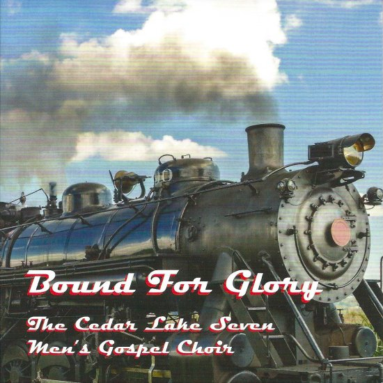 Bound for Glory CD Cover