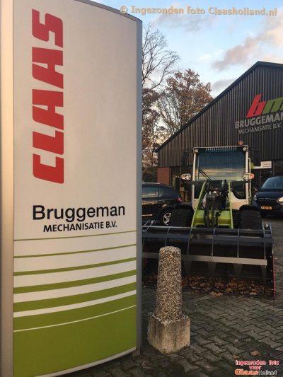 De eerste TORION shovel in Overijssel is afgeleverd.