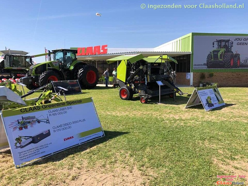 Nampo Harvestdays 2019 in Souht Africa.