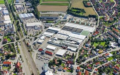 CLAAS breidt locatie uit in Saulgau.