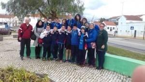 CLAC- Equipa Cadetes1