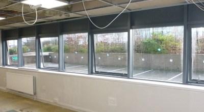 Internal Decoration and Windows