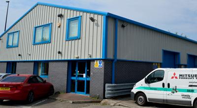 Jofson Ltd, Trafford Park, Manchester