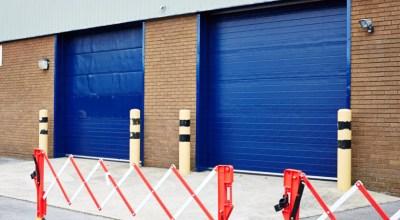 Onsite Door Re-Painting