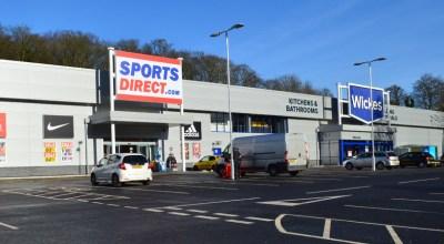 Retail Units, Roundhay Road, Leeds