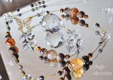 【使用天然石】シトリン・レモンクォーツ・ブロンザイト・ドラゴンアゲート・タイガーアイ・水晶・オーロラクォーツ等。