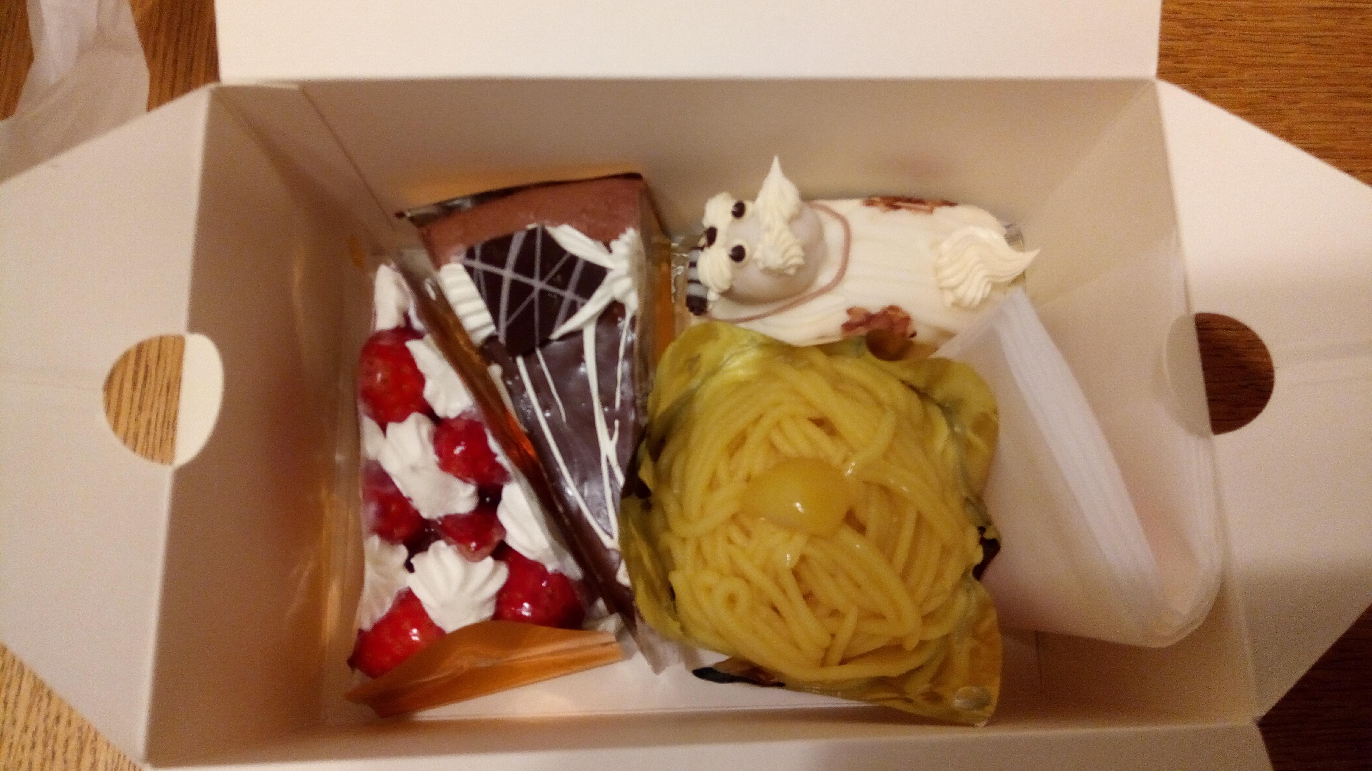 懐かしい昭和のケーキ~初石「エーデル」