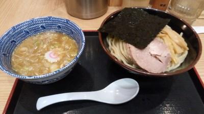 魚介系、王道のつけ麺をお気軽に~「舎鈴」田町駅前店