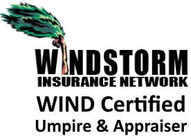 windstorm umpire appraiser logo