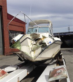 Boat damage claims - Loss assessor | loss assessor Dublin | loss adjusters Dublin | insurance adjusters