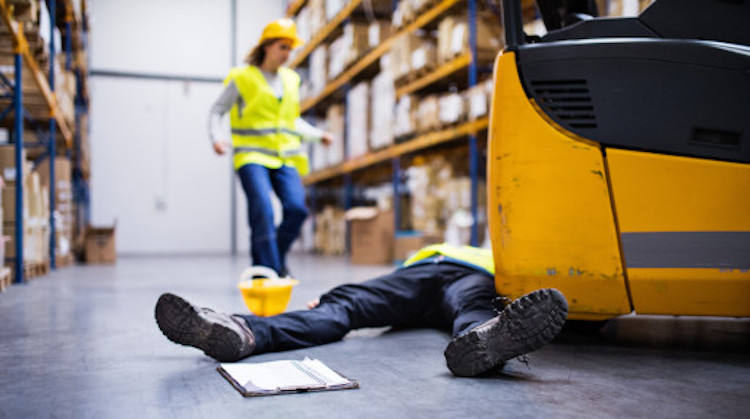 Workplace Accident