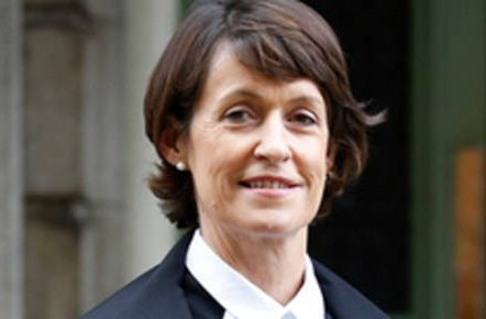 Ms Justice Mary Irvine