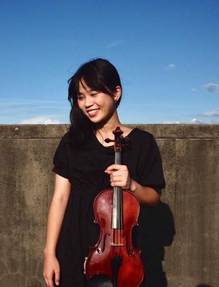 玫吟老師是桃園中壢地區學小提琴的好選擇