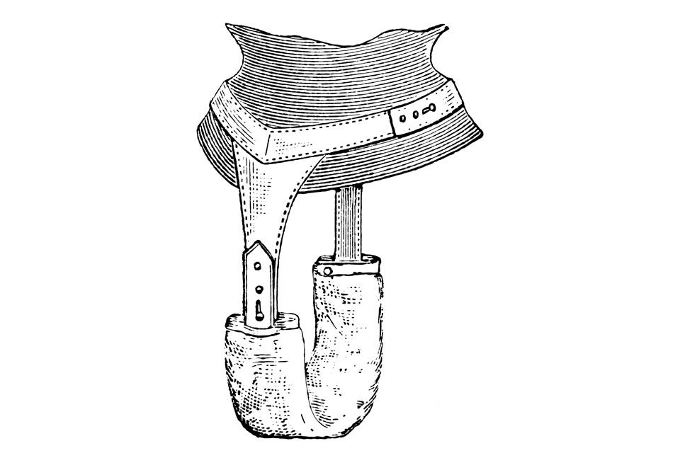 L'ancêtre de la coupe menstruelle