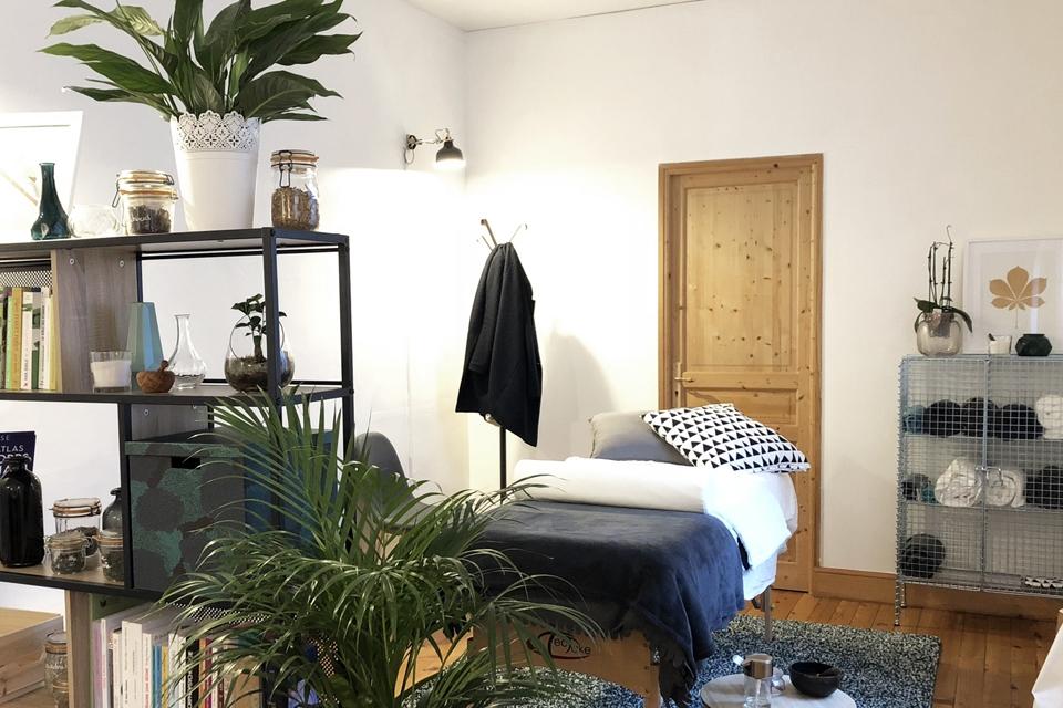 Le cabinet de Camille naturopathe à Toulouse