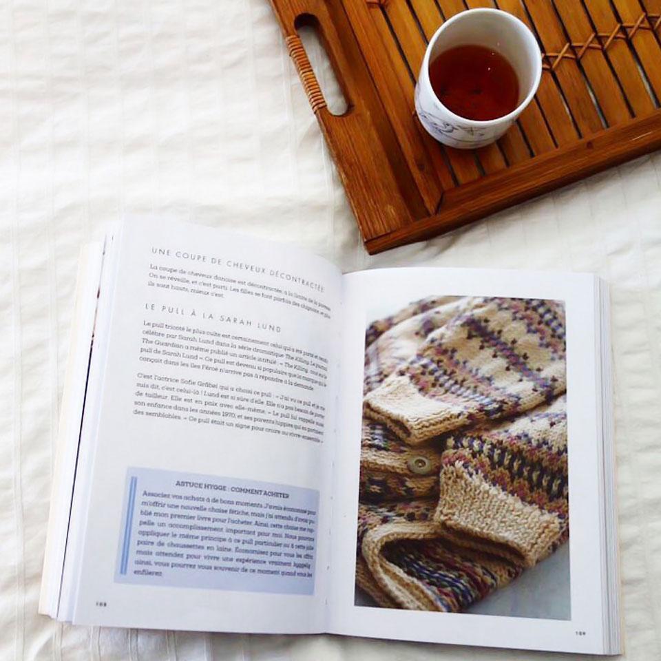 Le livre du Hygge - mieux vivre - la méthode danoise