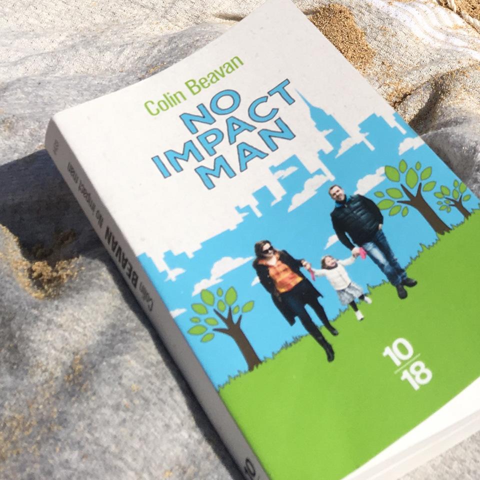 No impact man, le récit d'une expérience sans impact carbone à New York