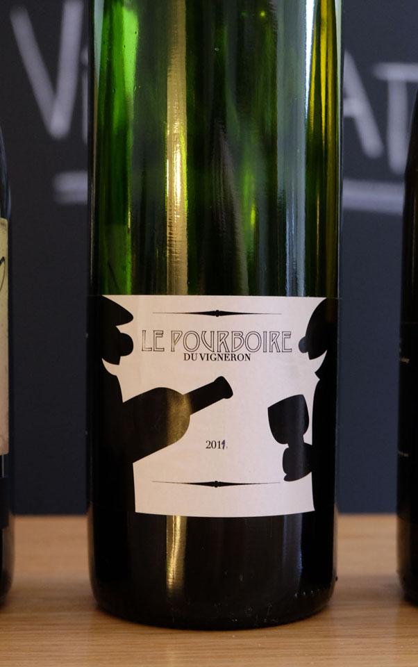 Vin Nature, le Pourboire du Vigneron