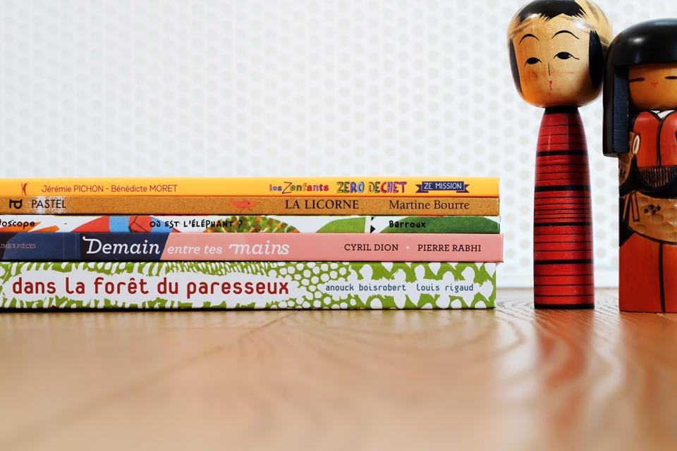Titres de livres pour enfants