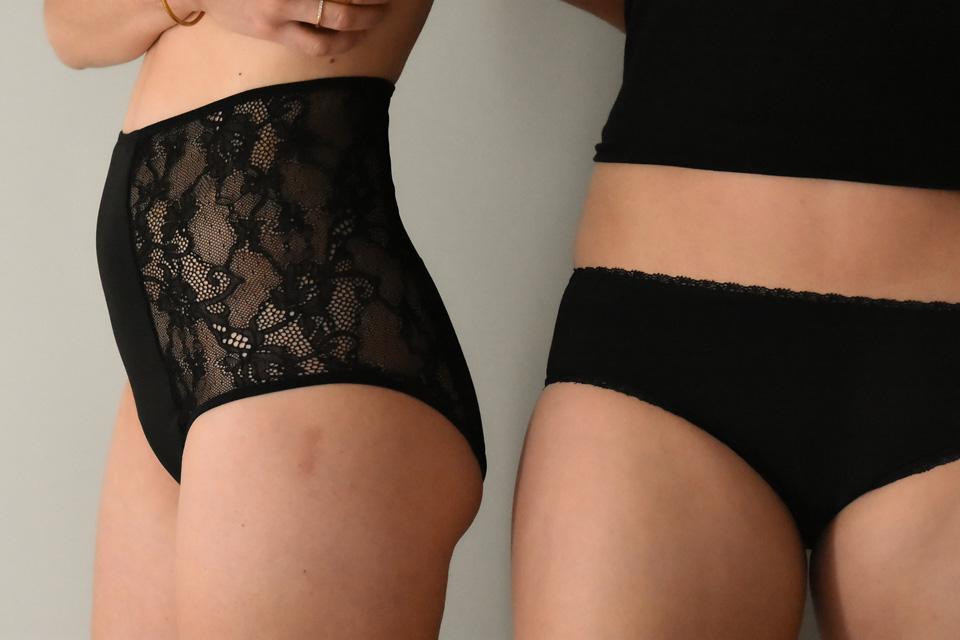 Les culottes menstruelles Rejeanne