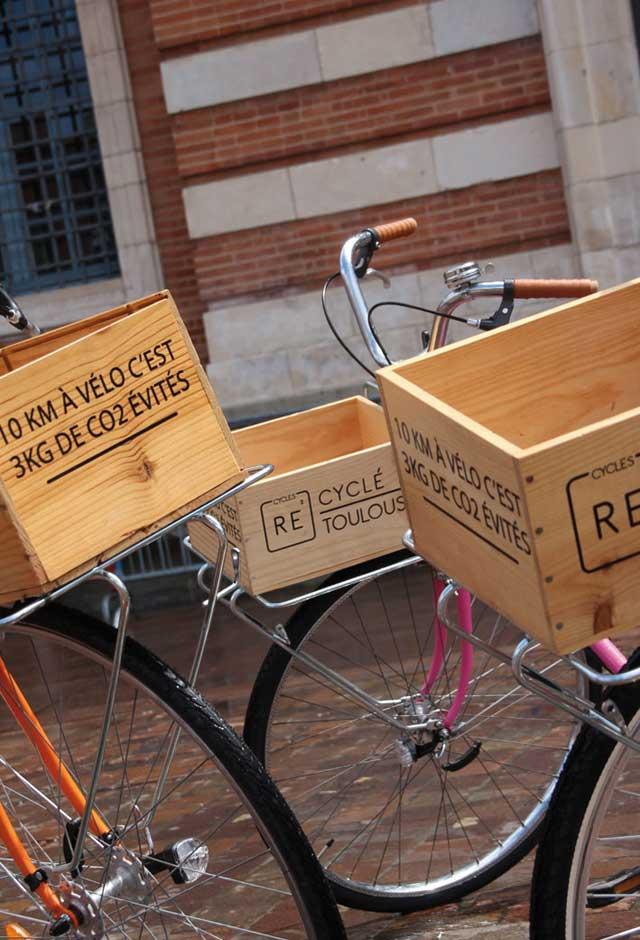Cycles-Re le vélo personnalisable
