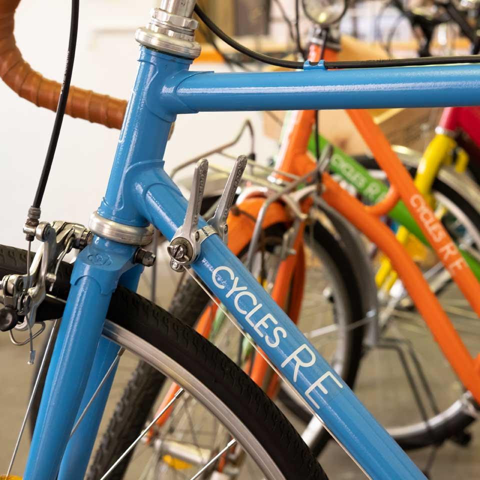 Un vélo d'occasion et éthique 100% toulousain