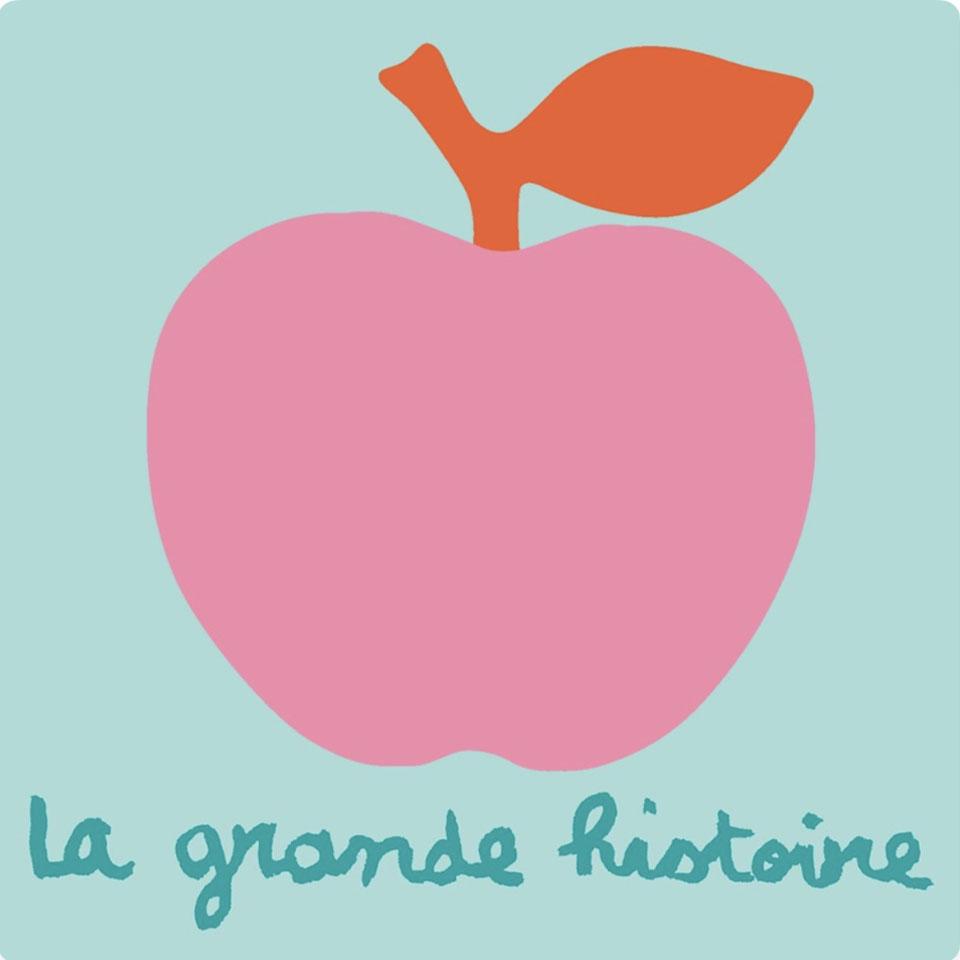 Podcast La Grande Histoire Pomme d'Api