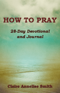How to Pray: 28-Day Devotional and Journal Resource