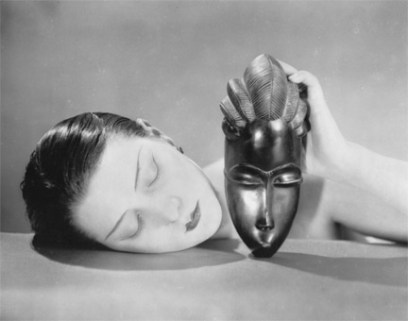 Man Ray, Noire Blanche (positive)