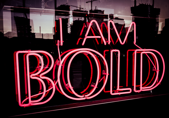 I am bold Library of All Blogs