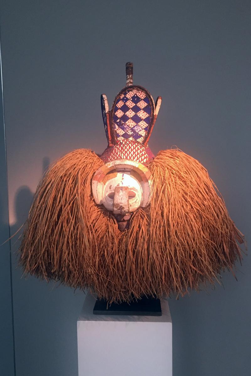 africangrassskirt