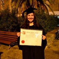 Second graduation: check!