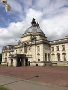 Cardiff Courts